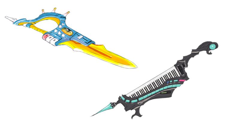 伝子騎機(Knight Gadget)